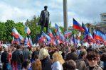 Luganjsk, Donbas