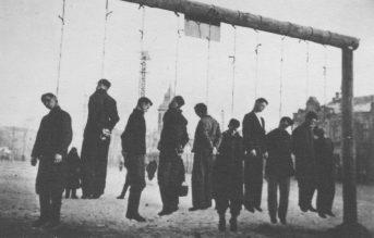 Zločin ustaša pre povlačenja iz Sarajeva 2. aprila 1945. godine.