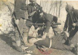 Zločini Četnika u Srbiji