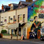 Ulični murali Irske Republikanske Armije (IRA)
