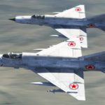 Rat u kojem se Severna Koreja borila protiv Izraela