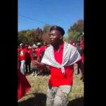 Prvomajska pesma komunista u Južnoj Africi (VIDEO)