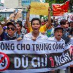 """Veliki """"antikineski"""" protesti u Vijetnamu su zapravo protesti protiv zakupa zemlje i stranih investicija! (VIDEO)"""