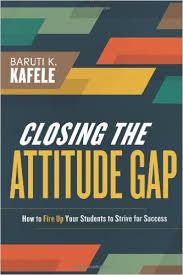 Professional Reading Saturday: Closing The Attitude Gap