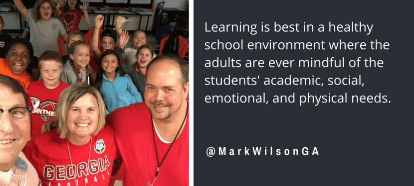 Are Your Classrooms Healthy Places for Learning?