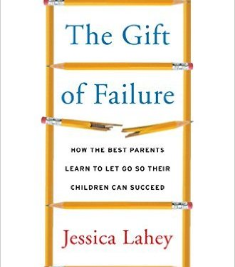 Professional Reading Saturday:  The Gift of Failure