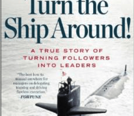 Professional Reading Saturday: Turn The Ship Around!