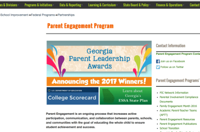 Resources for Partnering With Parents