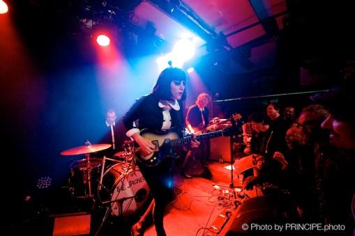 The Jackets @ Rössli © 24.09.2015 Patrick Principe