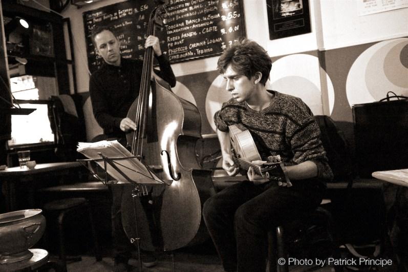 Sous Les Étoiles @ Les Amis (Martin Dahanukar, Dimitri Howald, Philipp Moll) ©04.04.2016 Patrick Principe