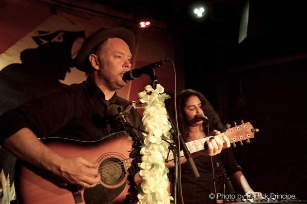 Delaney Davidson & Nicole Izobel Garcia @ Café Kairo © 08.07.2016 Patrick Principe