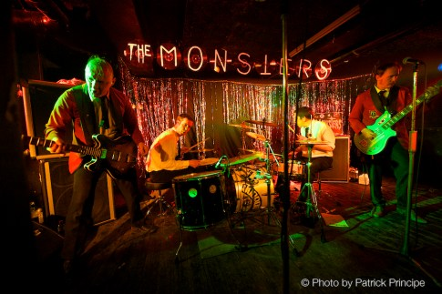 The Monsters @ Sedel © 19.03.2016 Patrick Principe