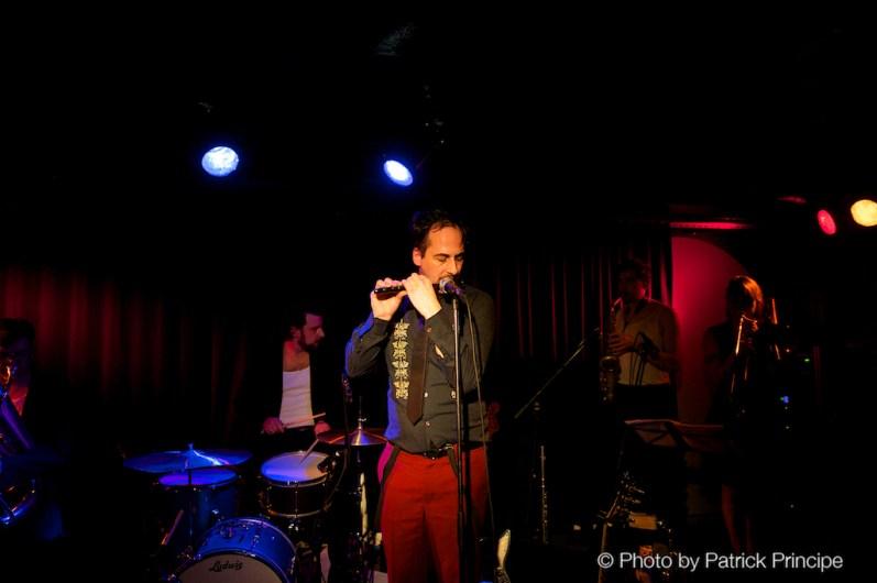King Pepe & Le Rex @ Bad Bonn @ 07.02.2015 Patrick Principe