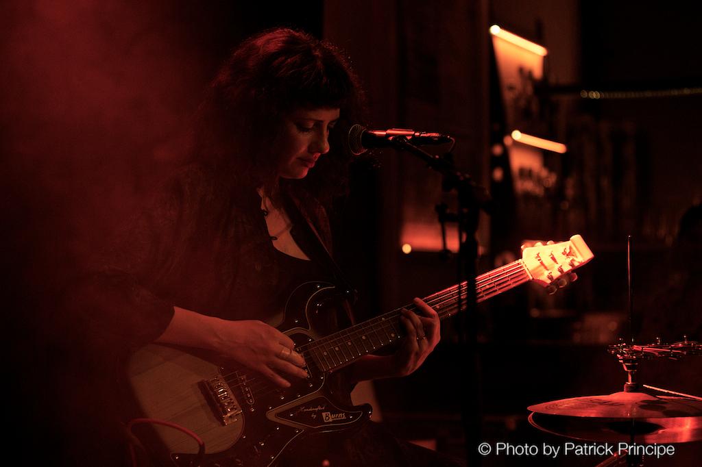 Becky Lee & Drunkfoot - Double Release Party @ Rössli Bern © 25.06.2015 Patrick Principe