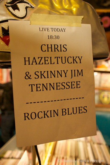 Chris Hazeltucky & Skinny Jim Tennessee Live @ the Hardware Store © 22.10.2015 Patrick Principe