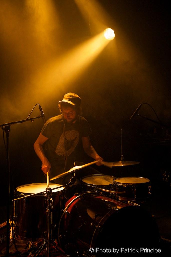 Julian Sartorius @ Südpol © 27.02.2015 Patrick Principe