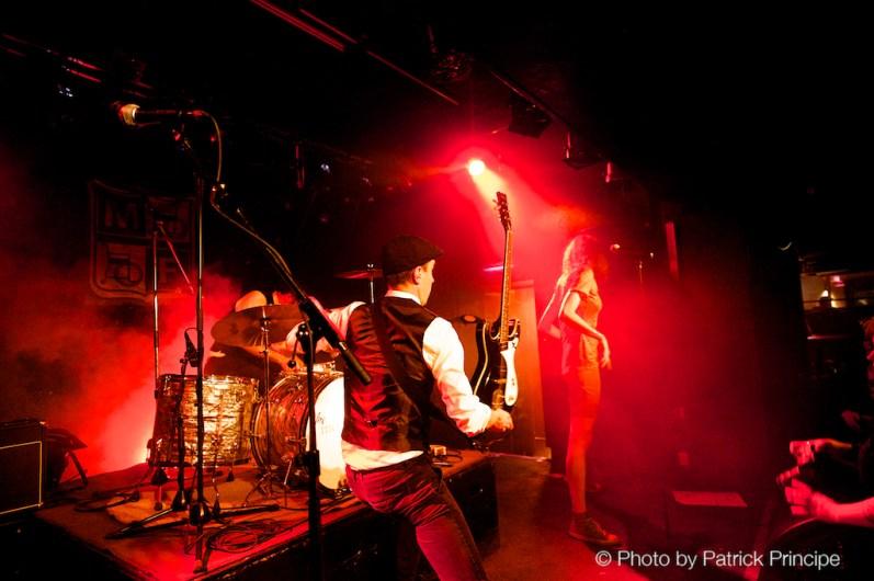 The Monofones @ ISC Bern © 03.04.2015 Patrick Principe