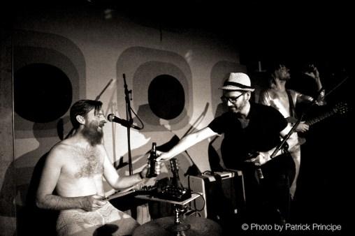 Blind Butcher @ Gartenfestival, Café Kairo © 17.07.2015 Patrick Principe