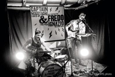 Captain Moustache & Fredo Ignazio @ Dachstock © 13.05.2017 Patrick Principe