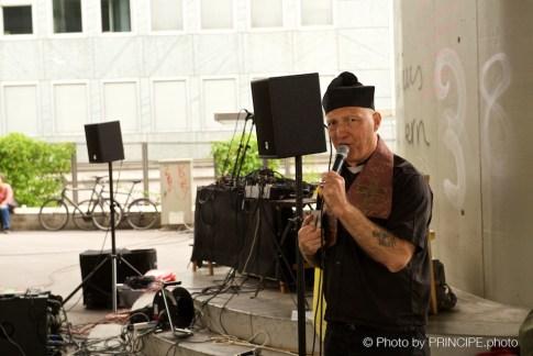 Reverend Beat-Man @ Säulenheiligen © 08.07.2017 Patrick Principe