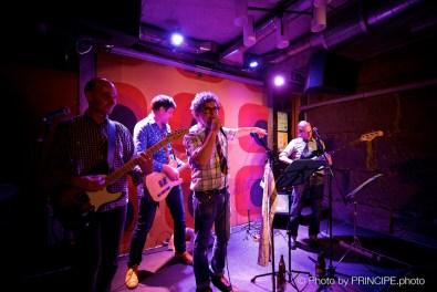 Die Specknockerln @ Café Kairo mit Lee Schornoz © 02.11.2017 Patrick Principe