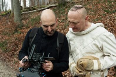 Videodreh Reverend Beat-Man © 27.01.2018 Patrick Principe