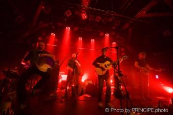 Menic & Buncrana Firecrackers @ Dachstock Bern © 03.02.2018 Patrick Principe