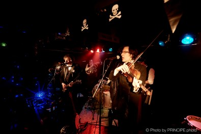 The Dead Brothers @ Café Bar Mokka © 10.03.2018 Patrick Principe