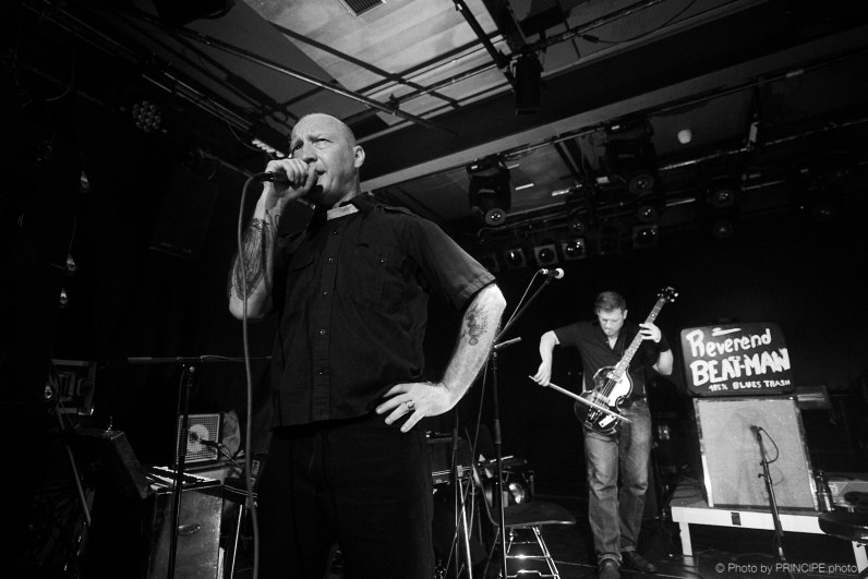 Reverend Beat-Man & the New Wave @ Czar Fest 2018 © 11.05.2018 Patrick Principe