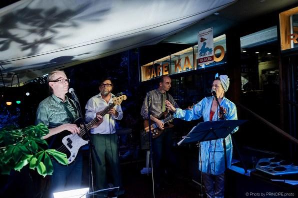 Die Specknockerln @ Café Kairo Gast Sandra Künzi © 07.06.2018 Patrick Principe