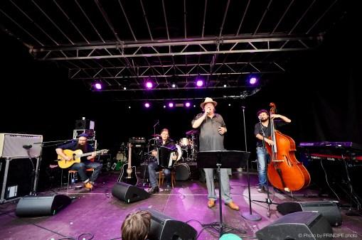 Mario Batkovic @ Quartierfest Viktoria mit Endo Anaconda, Boris Klecic und Ivan Nestic © 16.06.2018 Patrick Principe