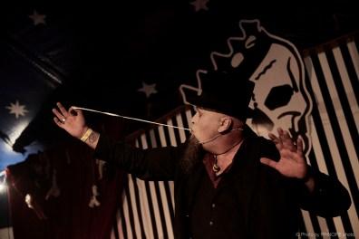Meister Eckharts Kuriositäten Kaninett @ Voodoo Rhythm Circus © 29.06.2018 Patrick Principe