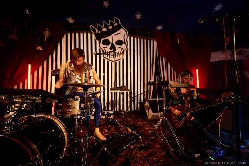 Blind Butcher @ Voodoo Rhythm Circus 2018 © 29.06.2018 Patrick Principe