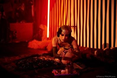 Mademoiselle Lalla Morte @ Voodoo Rhythm Circus © 29.06.2018 Patrick Principe