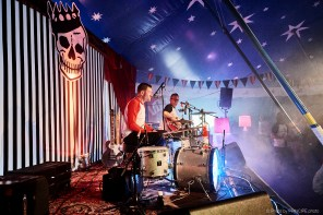 Horst With No Name Orchestra @ Voodoo Rhythm Circus © 30.06.2018 Patrick Principe