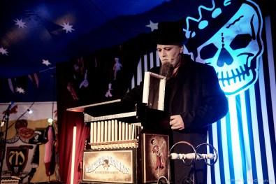 Meister Eckarts Kuriositätenkabinett @ Voodoo Rhythm Circus © 30.06.2018 Patrick Principe