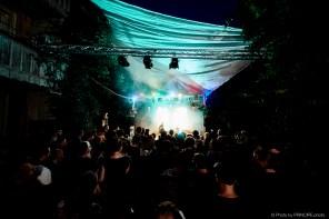 Petra und der Wolf @ Gartenfestival © 13.07.2018 Patrick Principe