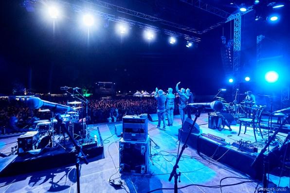 Mario Batkovic @ Haldern Pop Festival Gäste: Simon Baumann, Benjamin Külling & Christoph Steiner, Cantus Domus, Reverend Beat-Man © 09.08.2018 Patrick Principe