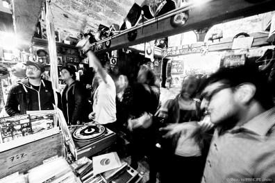 The Cavemen @ The Voodoo Rhythm Hardware Store © 08.10.2018 Patrick Principe