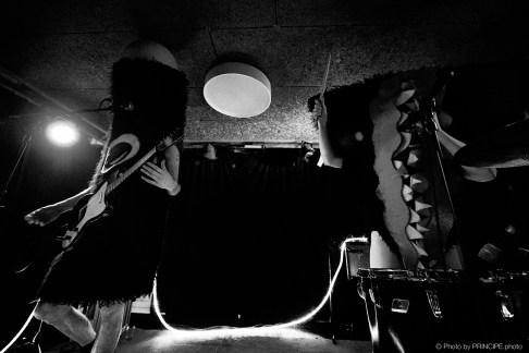 The Sex Organs @ Treppenhaus Rorschach © 30.12.2018 Patrick Principe