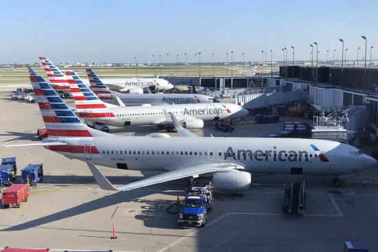 American Airlines Cancelling Hundreds Of Flights: What's Going On? American-Planes-Chicago