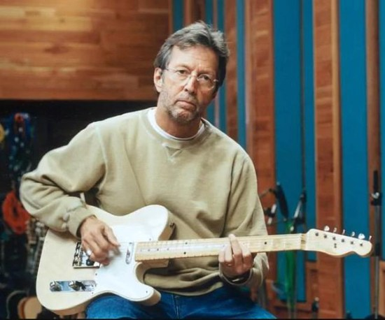 Eric Clapton refuses to play venues requiring full vaccination Eric-Clapton-Discogs