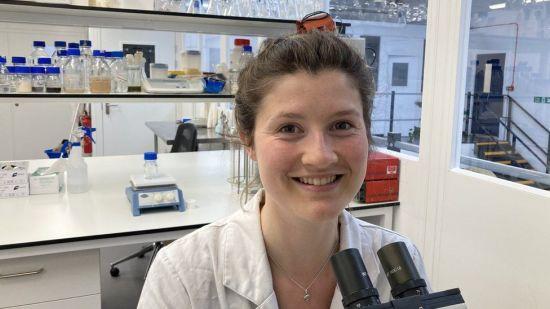 The fungus that eats waste plastics Samantha-Jenkins
