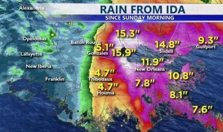 A Million Plus Without Power After Hurricane Ida Slams Gulf Coast Z3-1