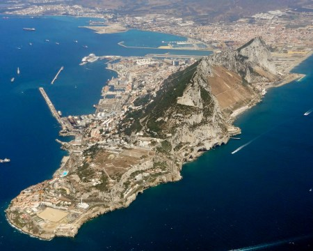 """""""Fully vaccinated"""" Gibraltar sees 2500 percent increase in """"covid"""" cases Gibraltar-Wikipedia"""