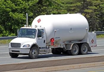 Heating Costs May Triple As Nat Gas, Propane Shortage Looms Propane-delivery-truck