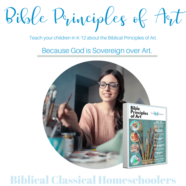 Bible-Principles-of-Art-Principle-Approach-Christian-Homeschooling
