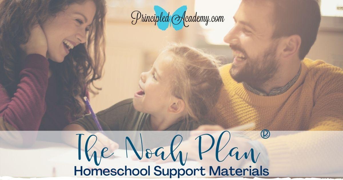 The-Noah-Plan-Support-Materials-Homeschool-Support-Principle-Approach-Principled-Academy-Biblical-Classical-Homeschoolers-Christian-Homeschooling