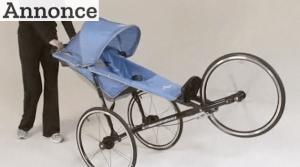 Baby Jogger Performance er en let og stabil løbevogn, der har store hjul. Vognen koster 3.999 kroner og vandt TÆNKs test for løbevogne i 2010.