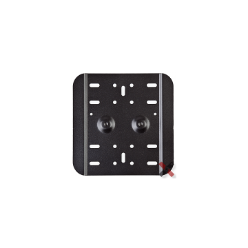 single mounting plate for rotopax
